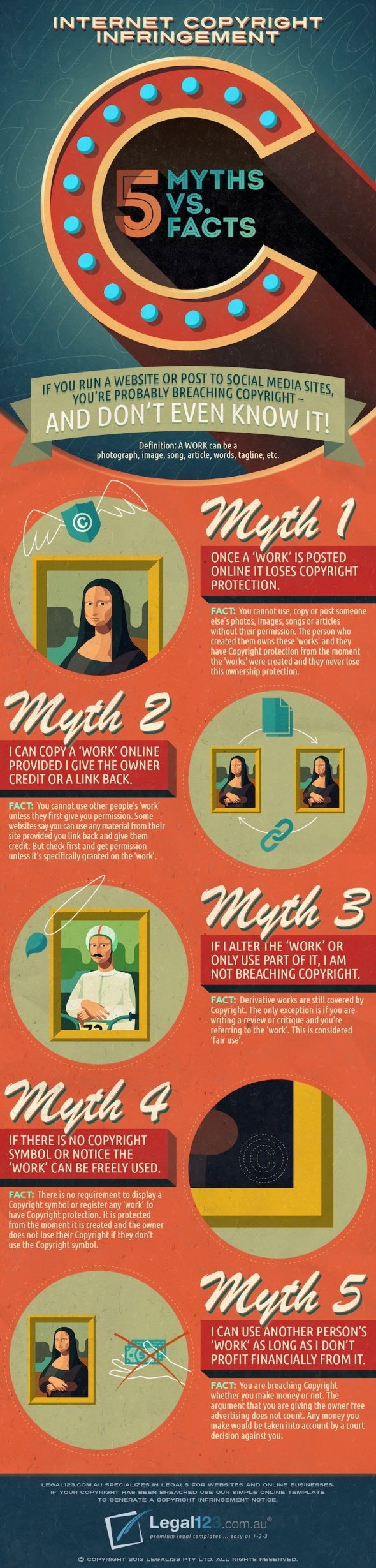 Myths-and-Facts-about-Copyright-Infringement-Infographic